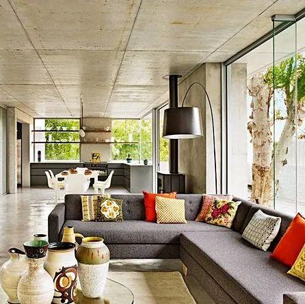 #ATOCondominios Otimize ambientes com teto muito baixos com estas dicas.  http://www.blogtecnisa.com.br/lar/otimizando-ambientes-tetos-muito-baixos-podem-ficar-mais-agradaveis/