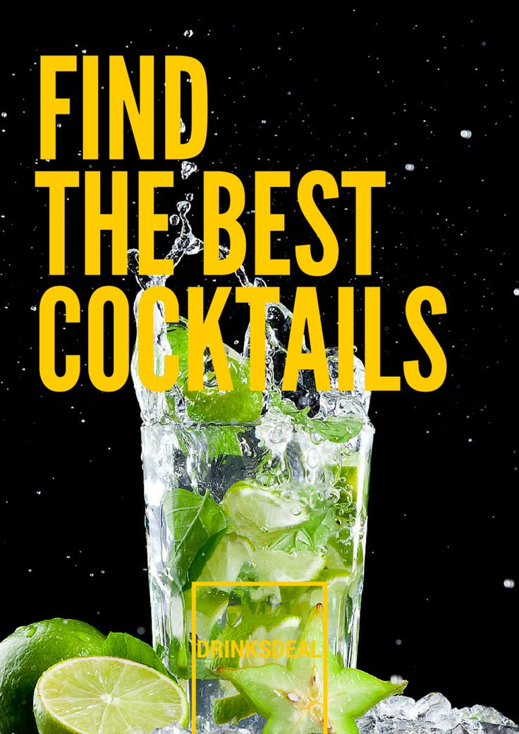 If you're looking for cocktails and drink specials tonight we have you covered #DrinksDeal