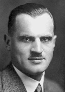 Arthur Holly Compton (September 10, 1892 – March 15, 1962) was an American physicist who won the Nobel Prize in Physics in 1927 for his discovery of the Compton effect. He is also known for his leadership of the Manhattan Project's Metallurgical Laboratory. He served as Chancellor of Washington University in St. Louis from 1945 to 1953.