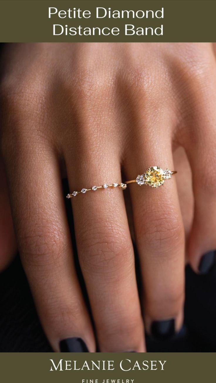 Diamond Stacking Rings, Diamond Bands, Diamond Jewelry, Diamond Cuts, Leaf Jewelry, Jewelry Rings, Fine Jewelry, Unique Wedding Bands, Wedding Rings