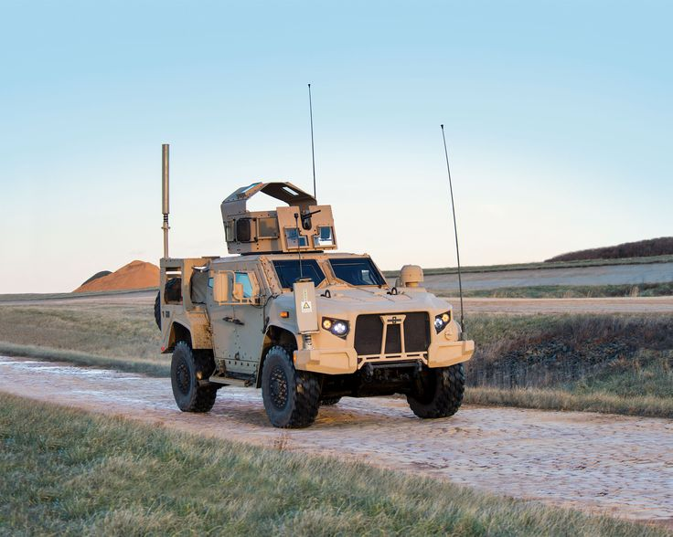 Oshkosh Corporation Announces $243 Million Order for Next Generation Light Tactical Vehicles
