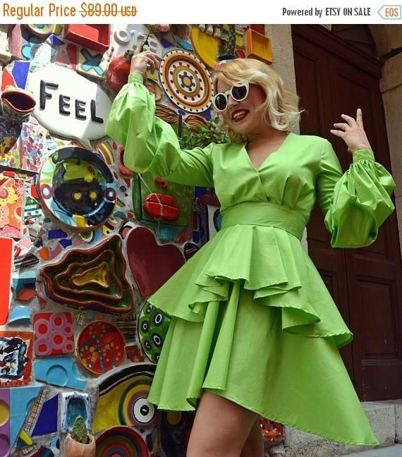 SALE 20% OFF Light Green Summer Dress Extravagant Short https://www.etsy.com/listing/523980921/sale-20-off-light-green-summer-dress?utm_campaign=crowdfire&utm_content=crowdfire&utm_medium=social&utm_source=pinterest