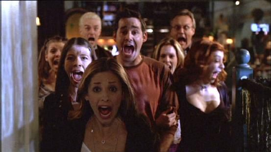 Buffy the Vampire Slayer | 19 TV Shows Summed Up In One Picture