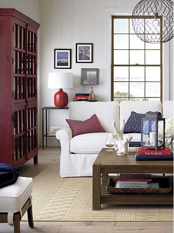 21 best Red cabinet images on Pinterest