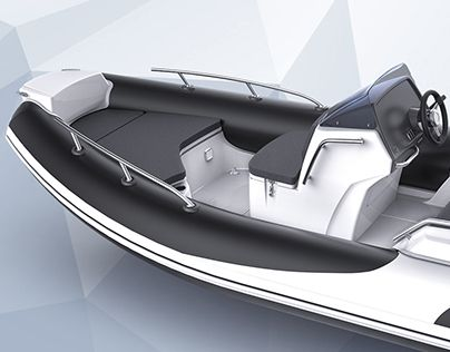 Ознакомьтесь с моим проектом @Behance: «RIB BOAT DESIGN» https://www.behance.net/gallery/29930679/RIB-BOAT-DESIGN