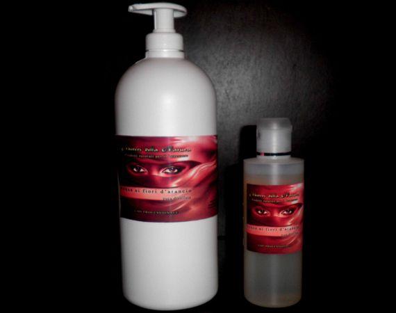 Acqua ai fiori d'arancio pura distillata conf. 1l o 200ml (Linea Professionale) prodotti hammam, Acqua floreale di qu