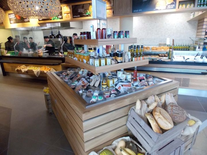 Harvest Market by Redesign Group, Calais   France store design