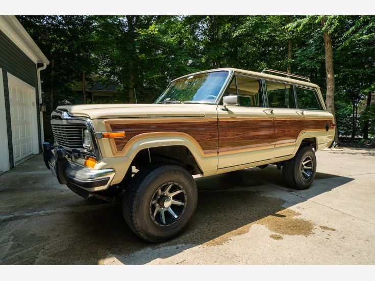 1984 Jeep Grand Wagoneer For Sale Near Lewis Center Ohio 43035 Classics On Autotrader Jeep Grand Jeep Jeep Wagoneer