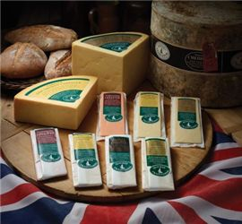Quickes Traditional Cheddar - A range of hand made artisan cheddar from Devon. Made from the milk of grass fed, expertly bred cows. #Cheddar #Quickes #EnglishCheese #cheese #EnglishCheddar #Australia #lovecheese
