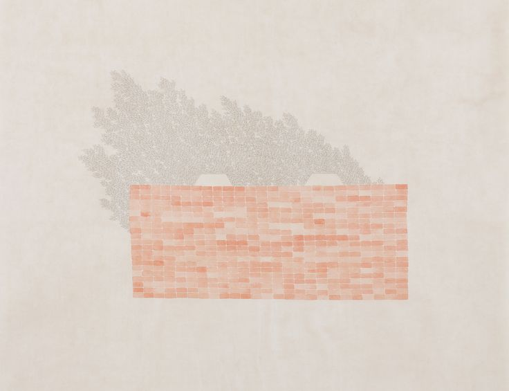 Jung Eun Park / Nobody knows what's happening on the other side of wall