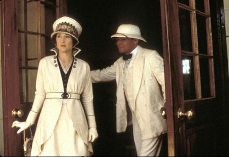 Out of Africa (1985) Universal Pictures - Milena Canonero, Costume Design, Wedding Clothes