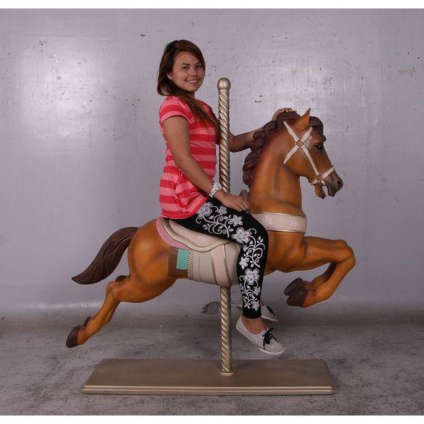 Cheval de carrousel - Animaux en résine,cheval de manège  décors photographe,deco enfant