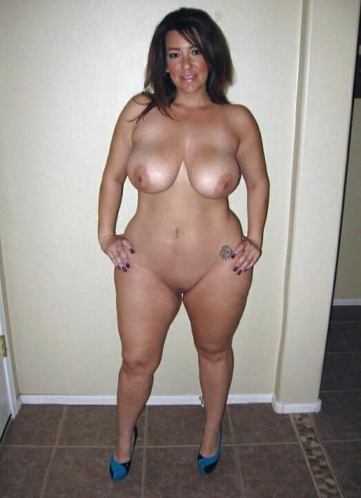 nude bbw curvy amateur matures