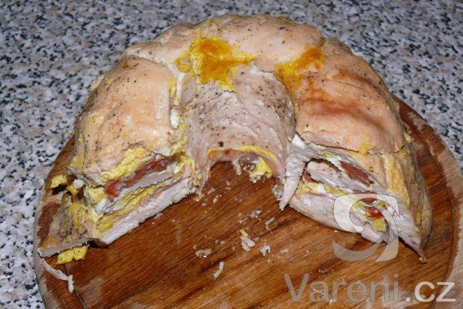 Netradiční recept na kuřecí maso, jímž uctíte i královskou návštěvu.
