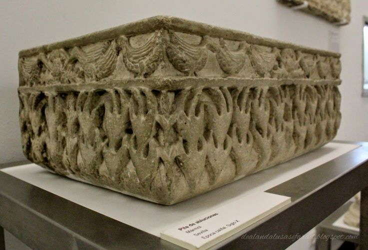 Pila califal sevilla siglo x museo arqueol gico de - Sofas pilas sevilla ...