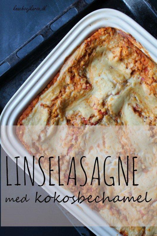 Comfort food: Vegansk lasagne med kokosbechamel