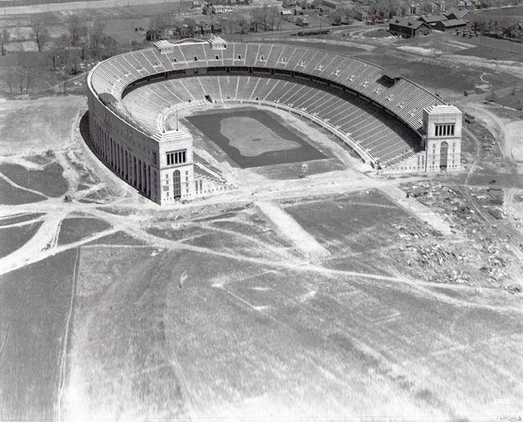 Ohio Stadium 1923