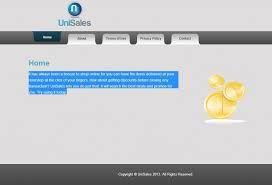 UniSales est appelé comme l'infection adware qui est assez gênant létale de garder ajoutant sur les navigateurs