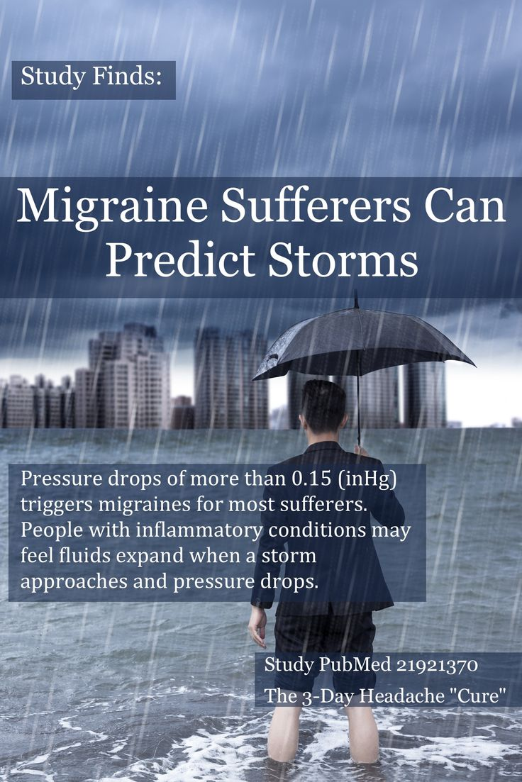 Ever wonder how the old man on a porch could predict a storm coming? Inflammatory conditions (such as arthritis or migraine) can often be felt as a storm approaches because a pressure drop actually increases the pressure in your body—like bringing a soda bottle up to a mountain. Find the source of inflammation. Study http://www.ncbi.nlm.nih.gov/pubmed/21921370. Help us help others. http://MigraEase.com #migraine #headache #cluster #natural