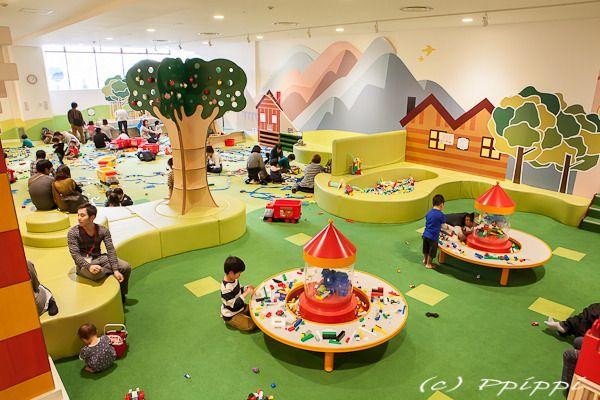 도쿄×통역 :: 디테일이 섬세한 도쿄 최대 키즈파크 - 도쿄돔 아소보노