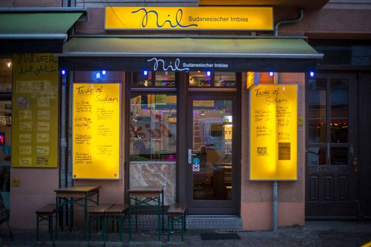 Nil Food - Boxhagener Straße 27, Berlin