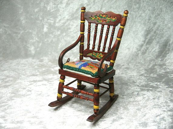 ... miniature dollhouses miniature scale 1 12 mini things rocking chairs