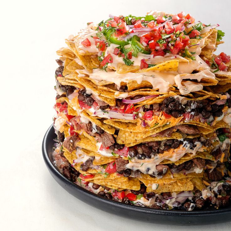 Trash Can Nachos By Guy Fieri