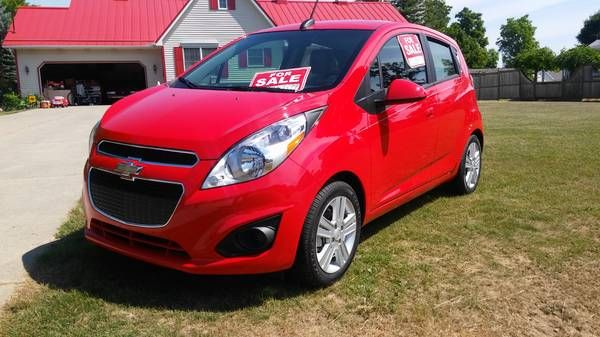 New 2015 car for $10,995.00 (Flushing) $10995: QR Code Link to This Post A New 2015 Chevrolet Spark LS —— Only 62 Actual Miles —– Full…