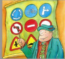 Δραστηριότητες, παιδαγωγικό και εποπτικό υλικό για το Νηπιαγωγείο & το Δημοτικό: Κυκλοφοριακή αγωγή στο Νηπιαγωγείο: 5 χρήσιμες συνδέσεις - Πίνακας Αναφοράς και Φύλλο Εργασίας