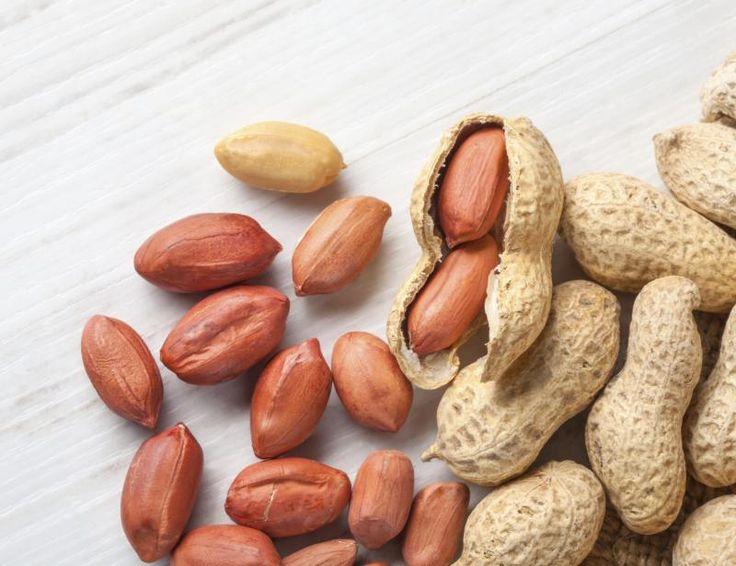 Nutrients in Peanut Skins