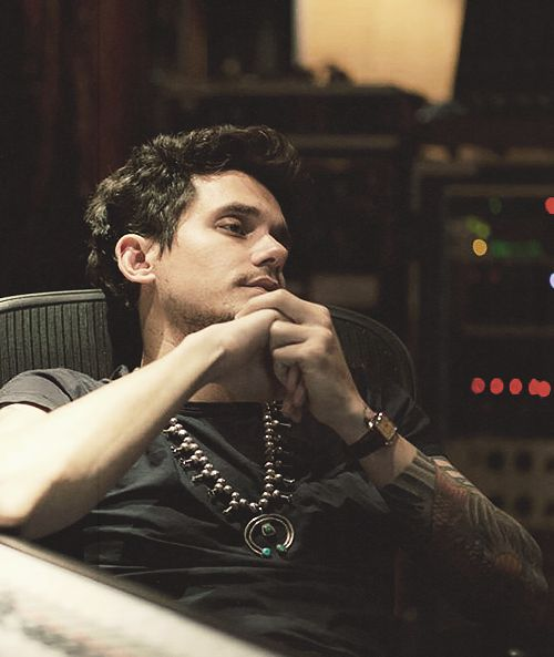 Slow dancing in a burning room #John #Mayer