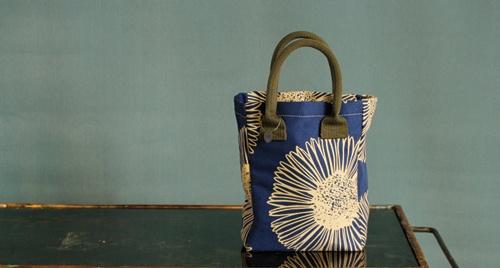 shopping marguerite bleu