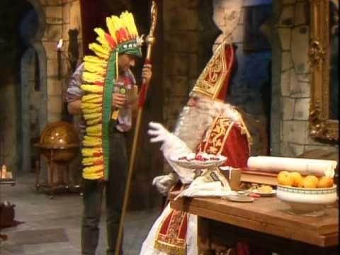 Dag Sinterklaas (aflevering 10) - Sinterklaas is jarig