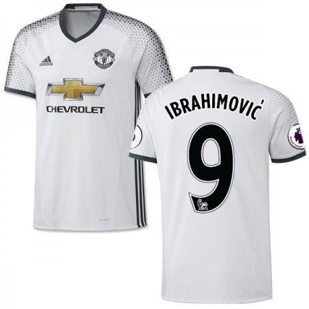 Manchester United 16-17 Zlatan #Ibrahimovic 9 TRödjeställ Kortärmad,259,28KR,shirtshopservice@gmail.com