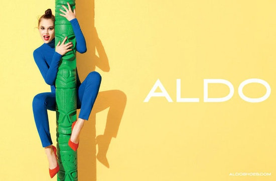Aldo Shoes Spring 2012 Ad Campaign