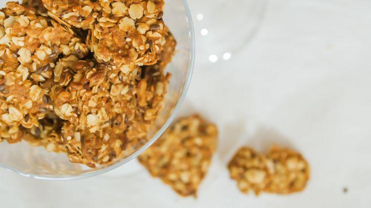 Recepty se Zuzkou: Ovesná srdíčka