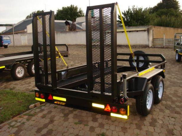 Bobcat Trailer, Skid Steer Trailer , Bomag Trailer Pretoria East - image 1