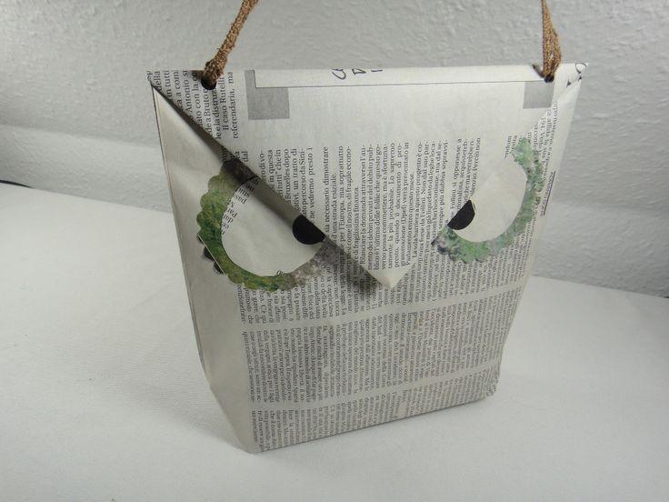 Italienische Taschen / Papiertaschen