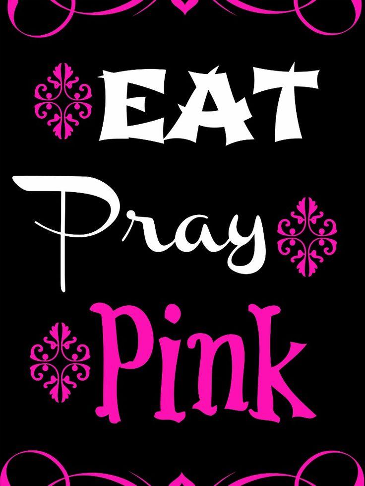 yes! #pinkperfection #perfectlypink #pinkohmy #dreamypink #pinknation #needpink #eatpraypink