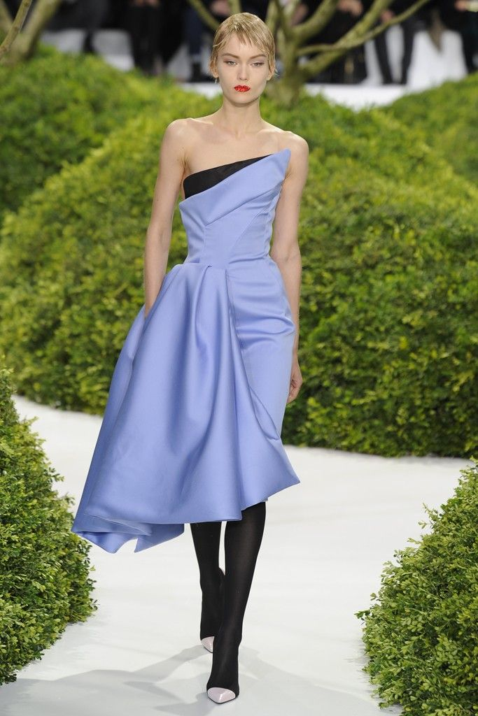 Dior Haute Couture Spring 2013 - Slideshow - Runway, Fashion Week, Reviews and Slideshows - WWD.com