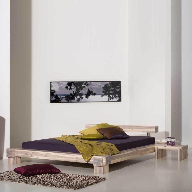 Massivholzbetten design  Die besten 25+ Kingsize bett Ideen auf Pinterest | Betten bei ikea ...