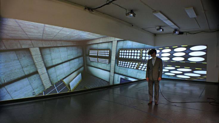 As we get used to the idea of consumer virtual reality, we shouldn't forget that architecture firms, construction companies, and research institutions are way more hardcore than you and your paltry...