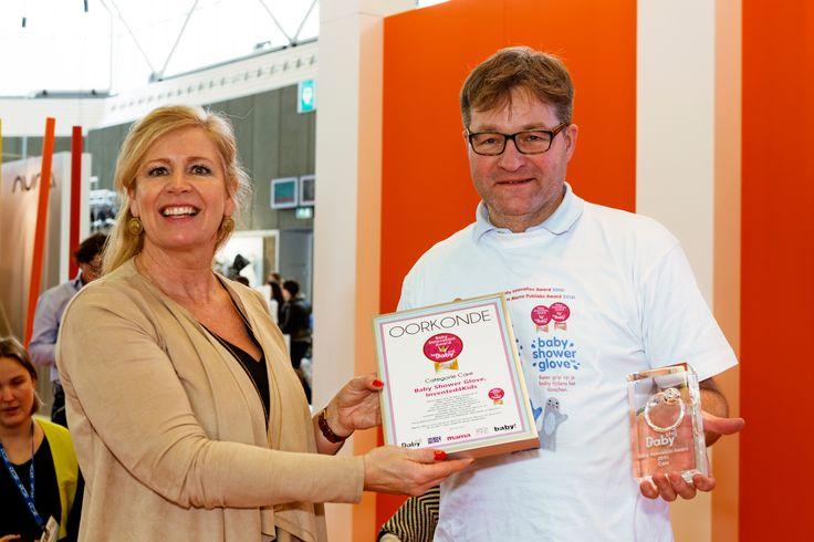 Babystuf.nl - Winnaar Baby Shower Glove