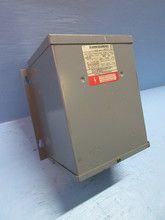New Square D 2 kVA 240/480 to 120/240 2S1F Single Phase Transformer 3R/Rainproof (TK2427-1). See more pictures details at http://ift.tt/2eA6dBI