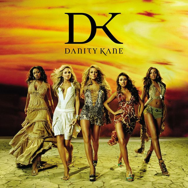 """""""Show Stopper"""" by Danity Kane was added to my Discover Weekly playlist on Spotify"""