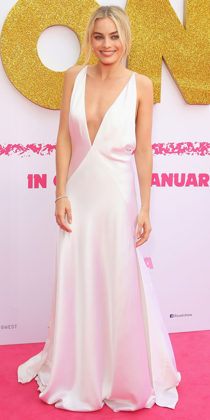 Look of the Day - Margot Robbie from InStyle.com