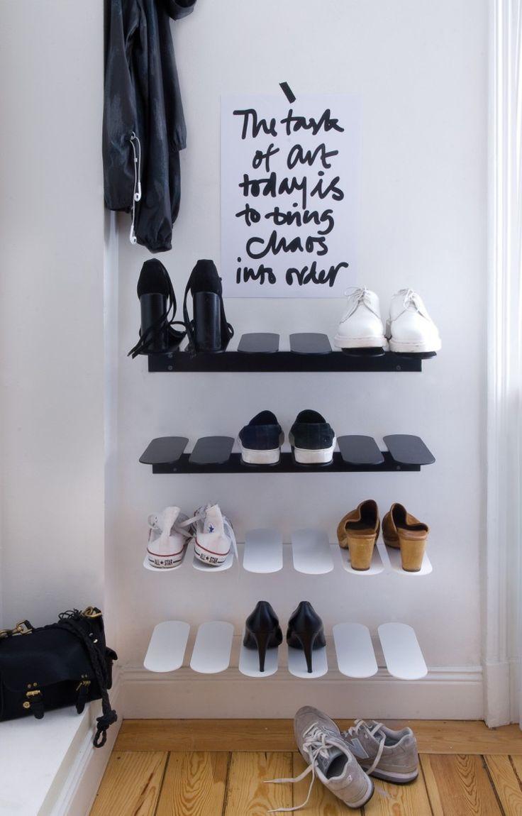 Schuhregal Design Alternativ Zum Schuhschrank Wen
