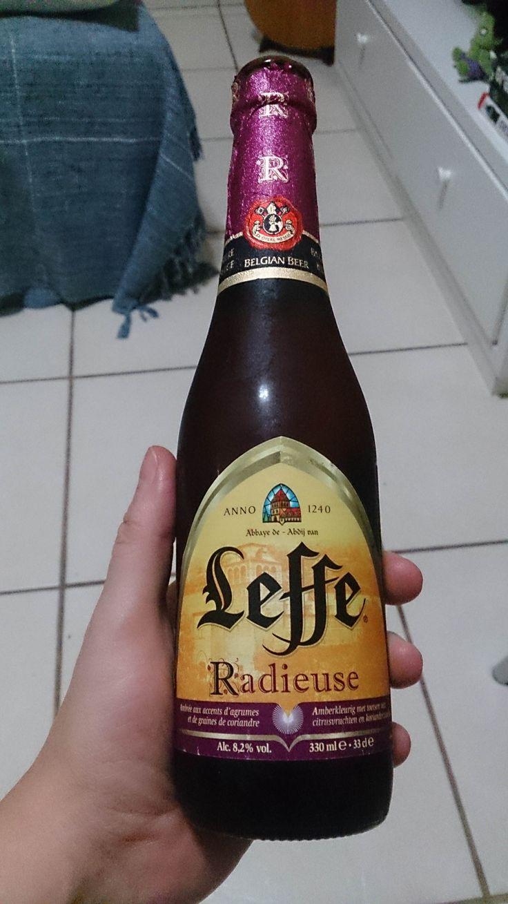 leffe - radieuse | belgian dark strong ale