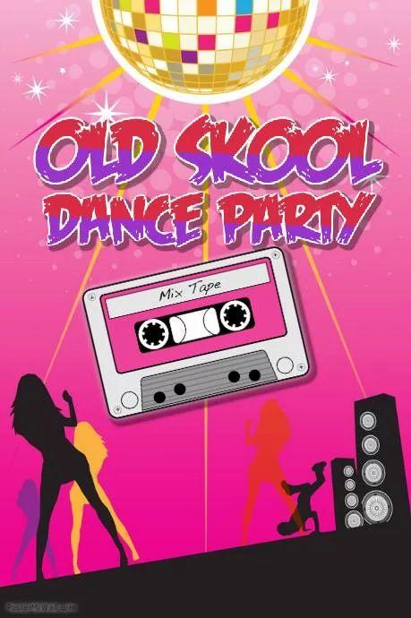 Old Skool Dance Party #AYRFCIAjax #Ajax #AjaxEvents #AjaxEvent https://www.facebook.com/events/1727528287521859/