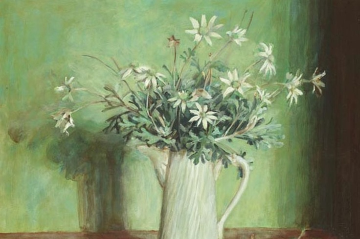 Margaret Olley's Coastal Flannel Flowers